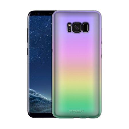 Samsung Galaxy S8 Plus Rainbow Pastel Colors Case
