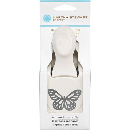 Martha Stewart Crafts Large Double Punch, Monarch Butterfly