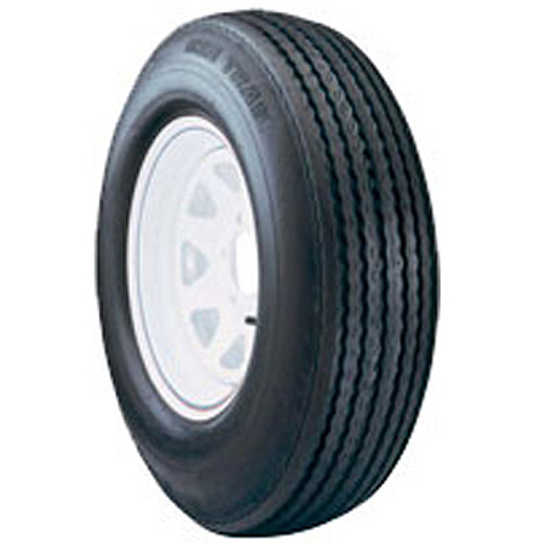 Carlisle USA Trail 205/75D15/6  Trailer Tire (Tire Only - wheel is not included)