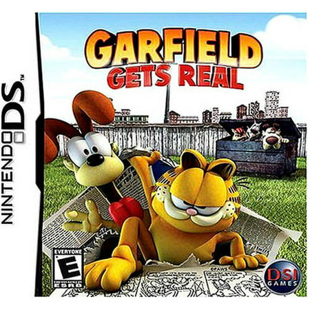 Image of Garfield Gets Real (DS) - Pre-Owned