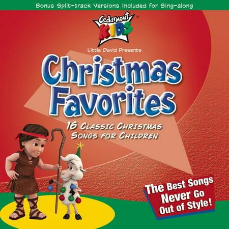 Classics: Christmas Favorites (CD) ()