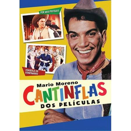 Cantinflas Dos Peliculas: Por Mis Pistolas / Conserje En Condominio (Wrong Turn 1 Pelicula Completa En Espanol Latino)