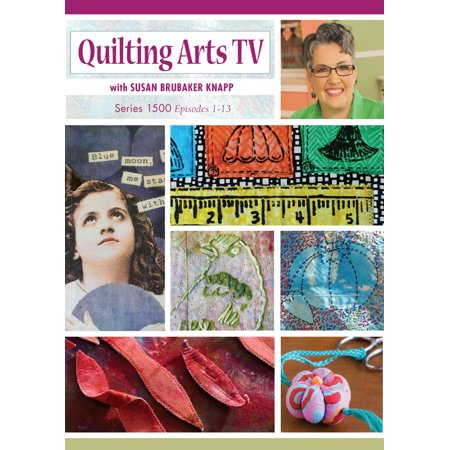 Quilting Arts Tv Series 1500