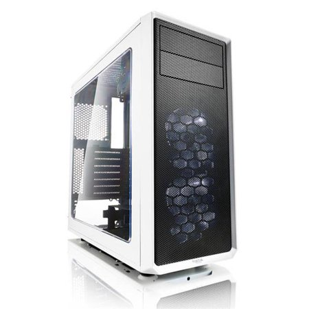 Fractal Focus G No Power Supply Atx Mid Tower with Window - White - image 1 of 1