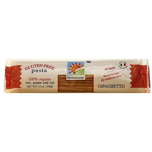 Bionaturae Spaghetti, 12 oz (Pack of 12)