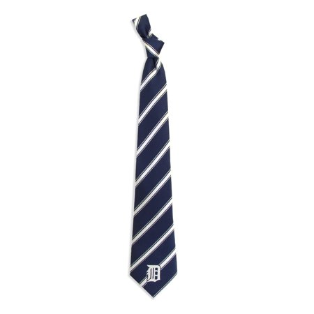 Detroit Tigers Mlb  Woven Poly 1  Mens Woven Polyester Tie