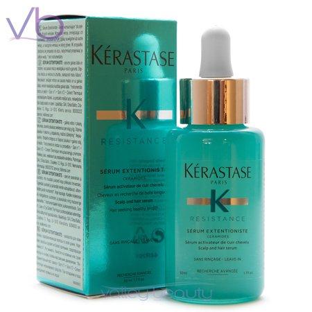 Kerastase Resistance Extentioniste Scalp and Hair Serum, 1.7 Oz / 50 ml