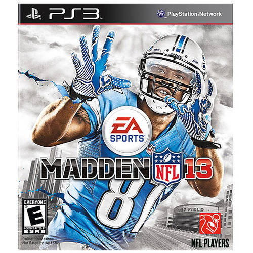 Madden 13 (PS3) - Pre-Owned