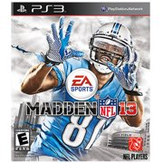 Madden NFL 13 PRE-OWNED (PlayStation 3)