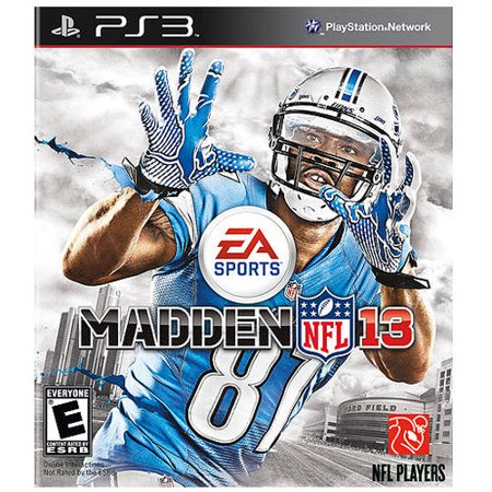 Madden 13  Ps3    Pre Owned