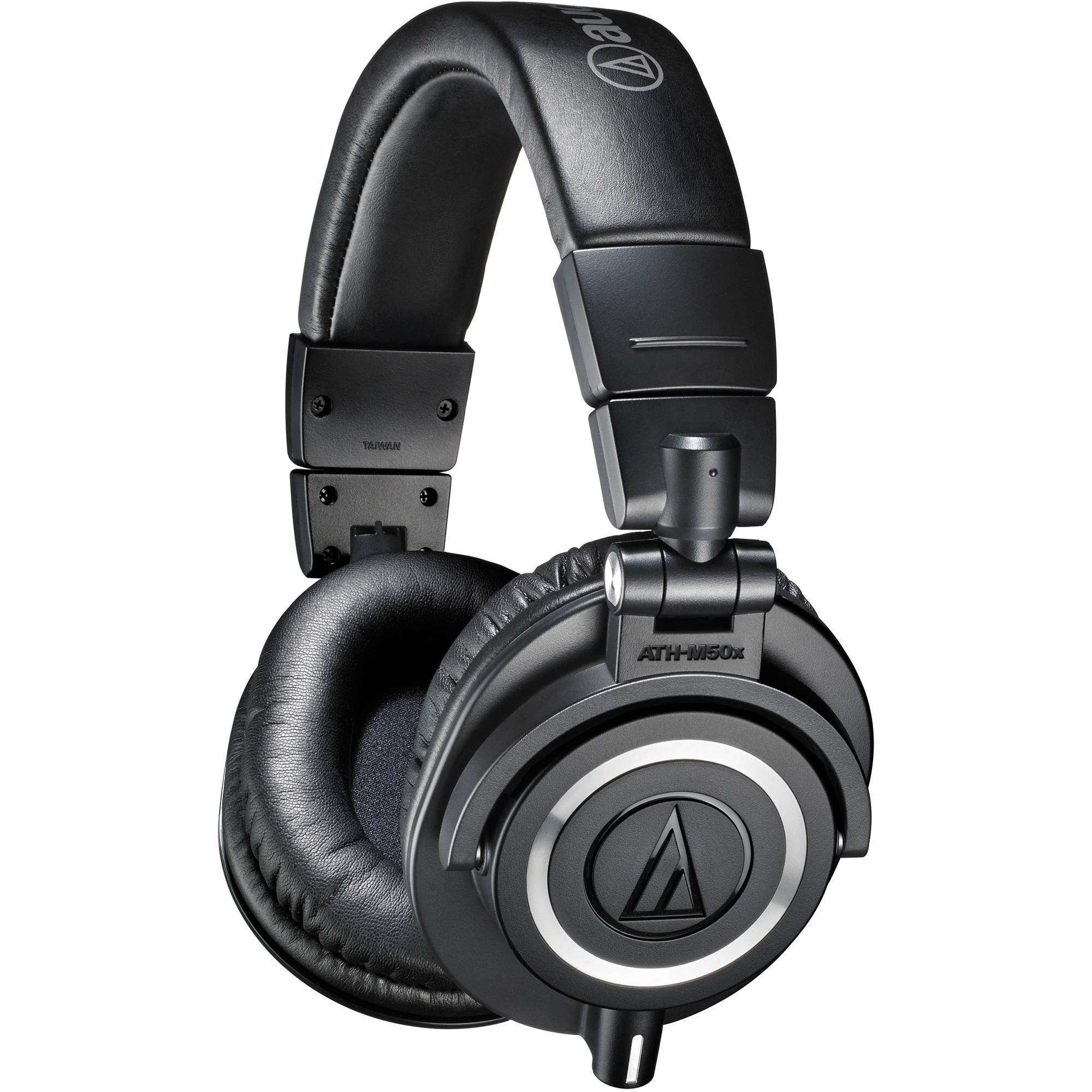 Audio-Technica ATH M50x Professional Monitor Headphones, Available in Multiple Colors by Audio-Technica