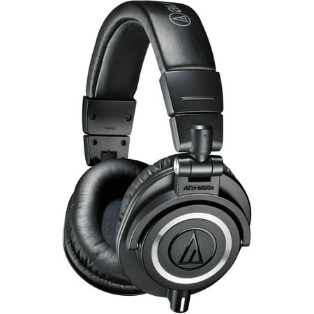 Audio-Technica ATH M50x Professional Monitor Headphones, Available in Multiple