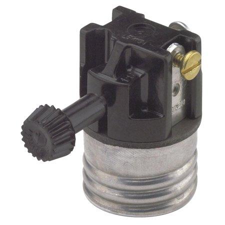 Leviton Phenolic 3-Way Interior Lamp Socket ()