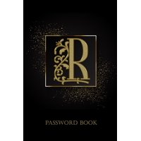 password book: The Personal Internet Address & Password Log Book 6x9 in 150 pages with Alphabetic Tabs a-z. Password Keeper, Vault, Notebook and Online Organizer. (Paperback)