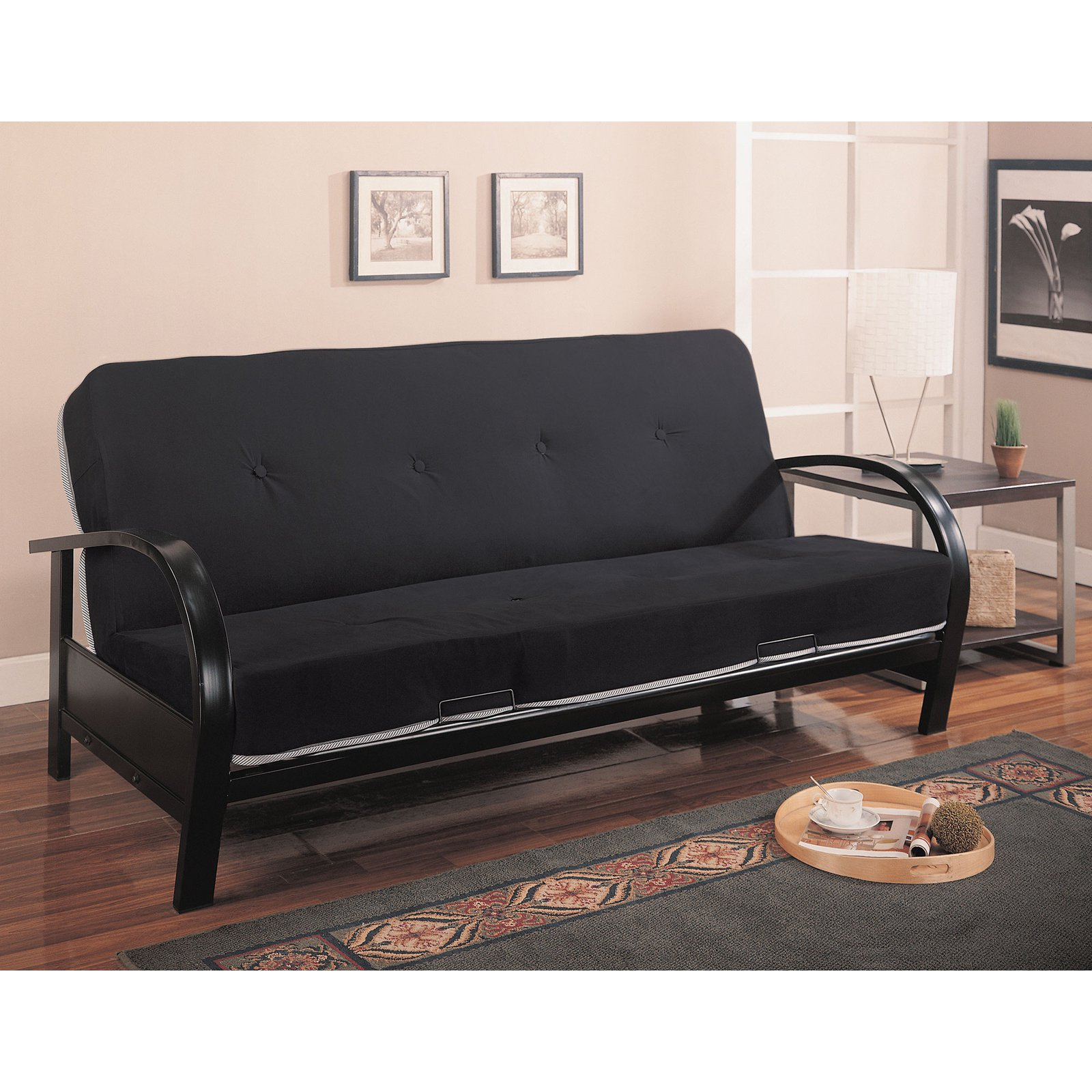 Coaster Bonney Futon Frame by Hollywood Home