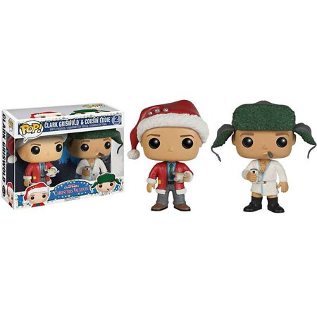 national lampoons christmas vacation funko pop movies clark griswold cousin eddie vinyl figure 2 - National Lampoons Christmas Vacation 2