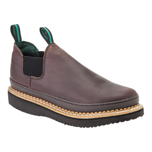 Men's Georgia Boot Georgia Giant Romeo Work Shoe by Georgia Boot