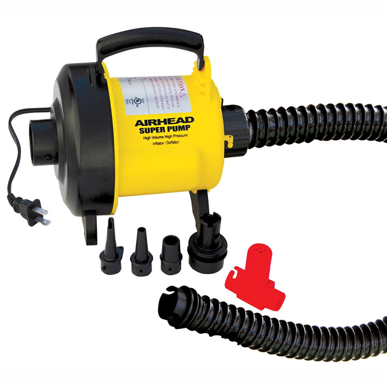Airhead Super Air Pump 120V by Kwik Tek
