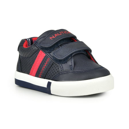 Nautica Deck Shoes (NAUTICA TODDLER HULL PU SNEAKERS )