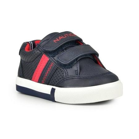 NAUTICA TODDLER HULL PU SNEAKERS (Toddlers Shoes Boys Jordan)