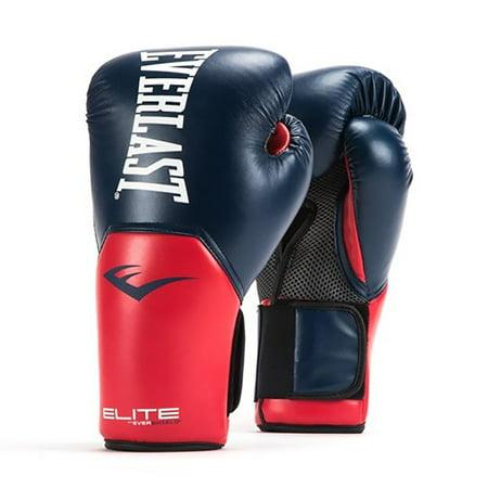 Everlast Pro Style Training (Everlast Elite Pro Style Leather Training Boxing Gloves Size 14 Ounces,)