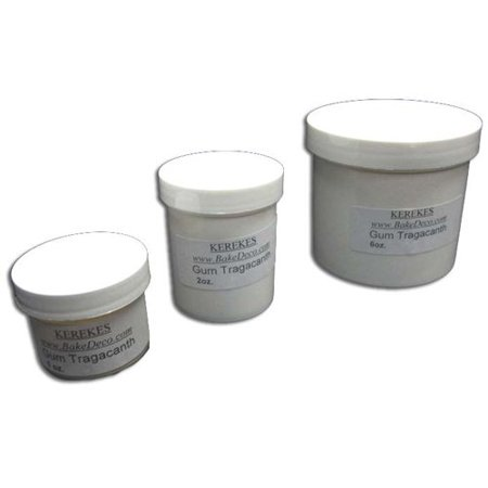 Gum Tragacanth, for Gumpaste and Pastillage - 2