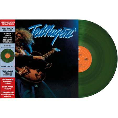 Ted Nugent (Vinyl) (Remaster) (Limited Edition)