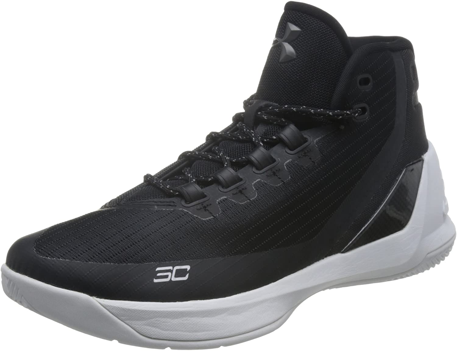 Under Armour Curry 3 ASW Men US 9 Black