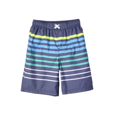 Dragon Swim Trunks (Stripe Swim Trunk (Little)