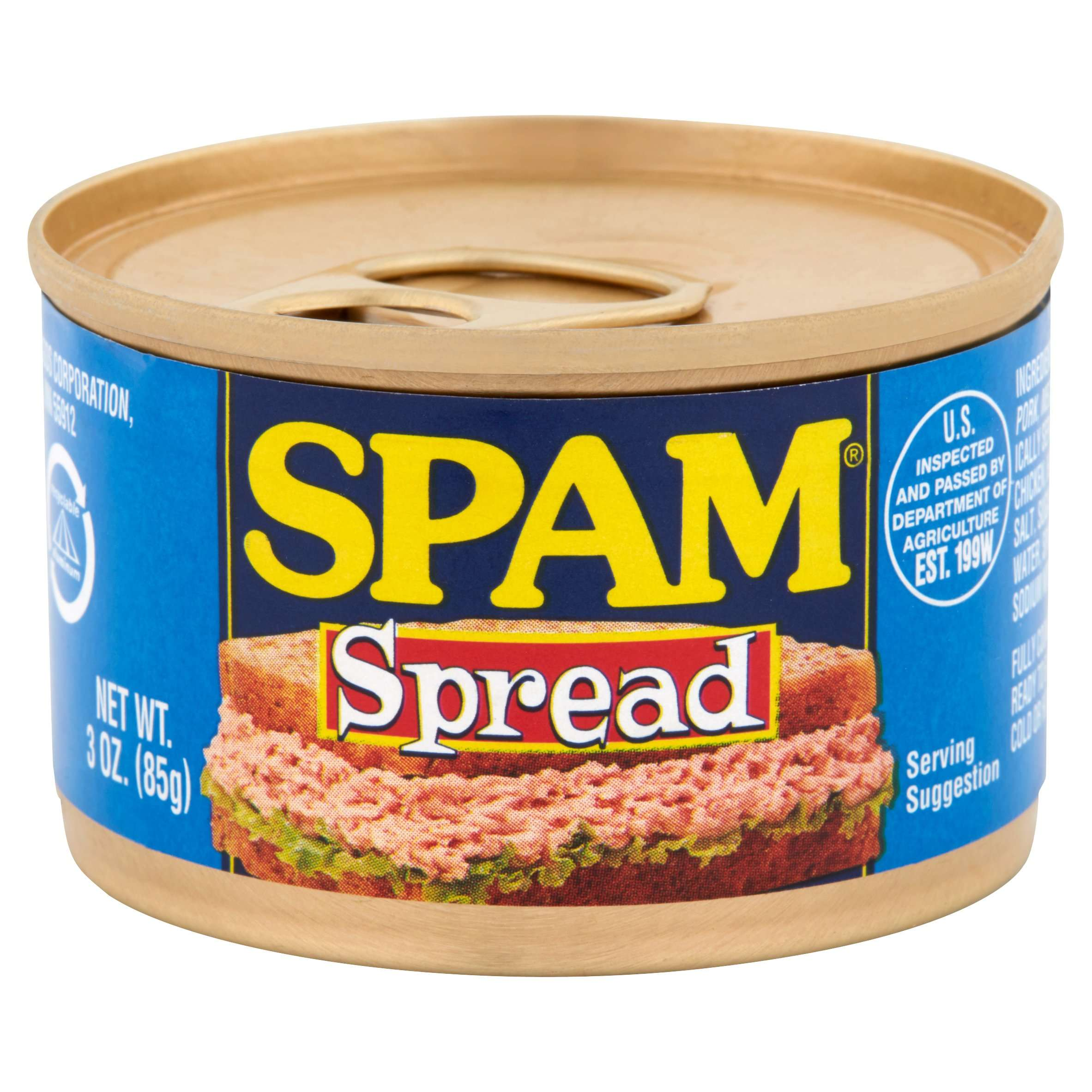 SPAM® Meat Spread 3 oz. Can