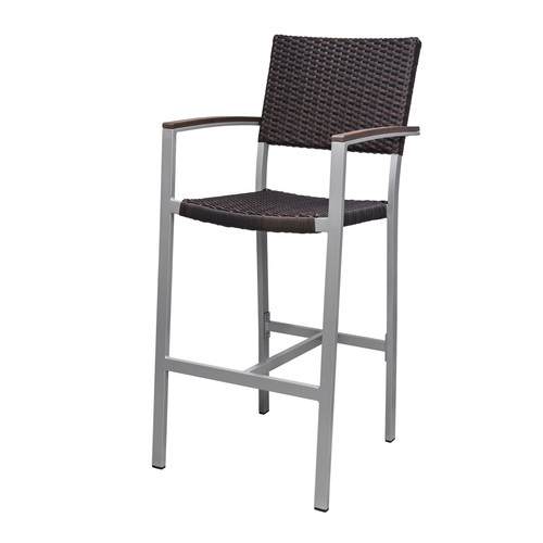 Source Contract Fiji 30'' Patio Bar Stool