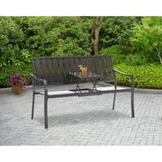 dune outdoor furniture. mainstays endurowood popup bench seats 2 dune outdoor furniture