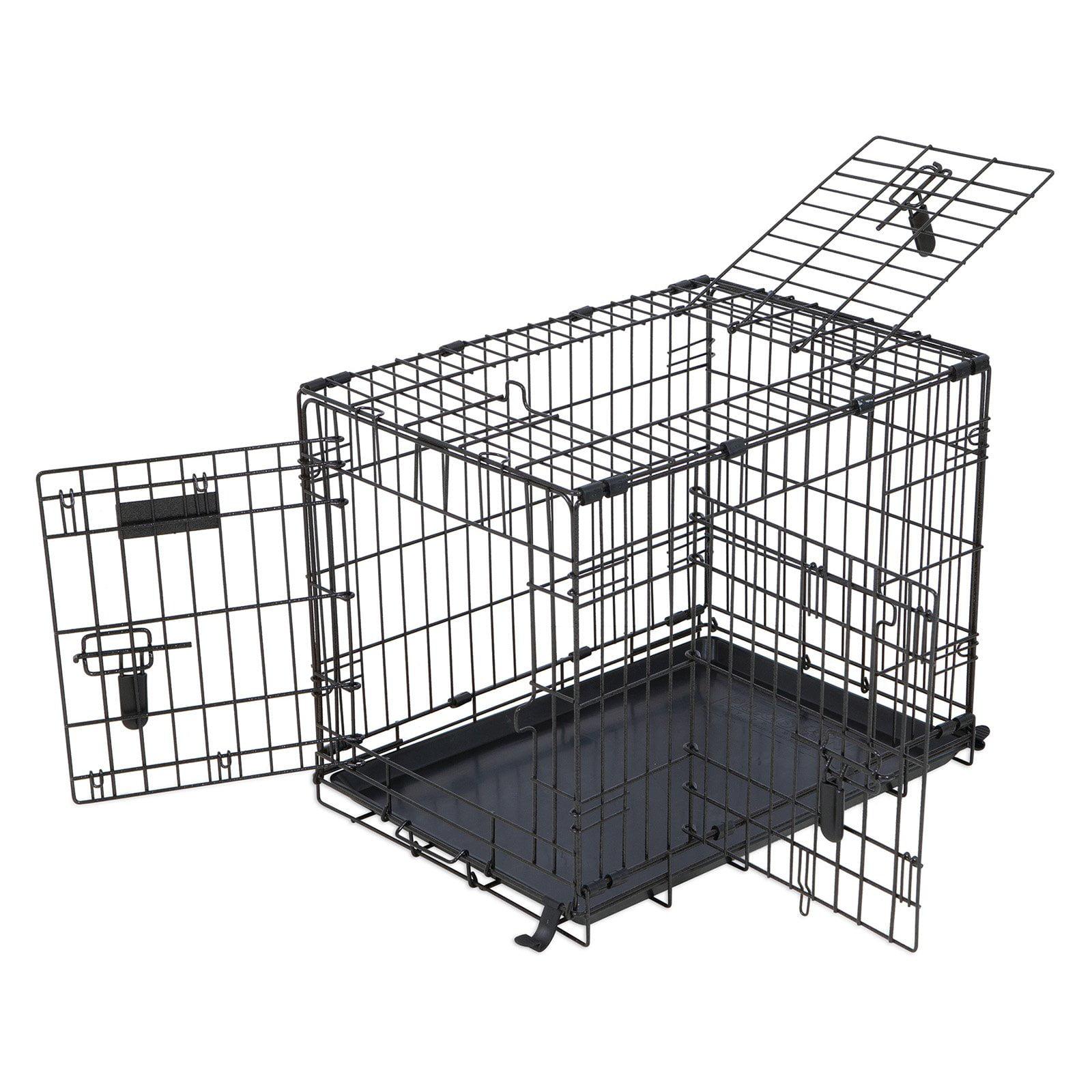"Precision Pet 5000 Elite 3 Door Great Crate in Copper, 42"" L X 28"" W X 31"" H"