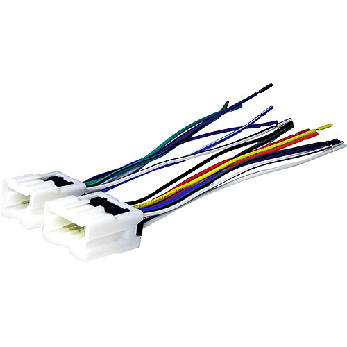 Scosche NN03B- 1995-Up Nissan Car Stereo Connector