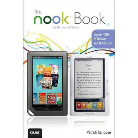 The Nook Book: By Barnes & Noble - Walmart.com