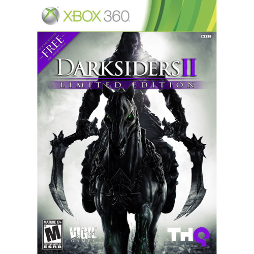 Darksiders II Collector's Edition (Xbox 360)