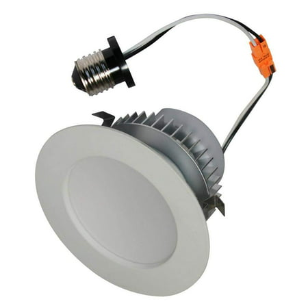 American Lighting 02398 - EP4-E26-40-WH LED Recessed Can Retrofit Kit with 4 Inch Recessed Housing