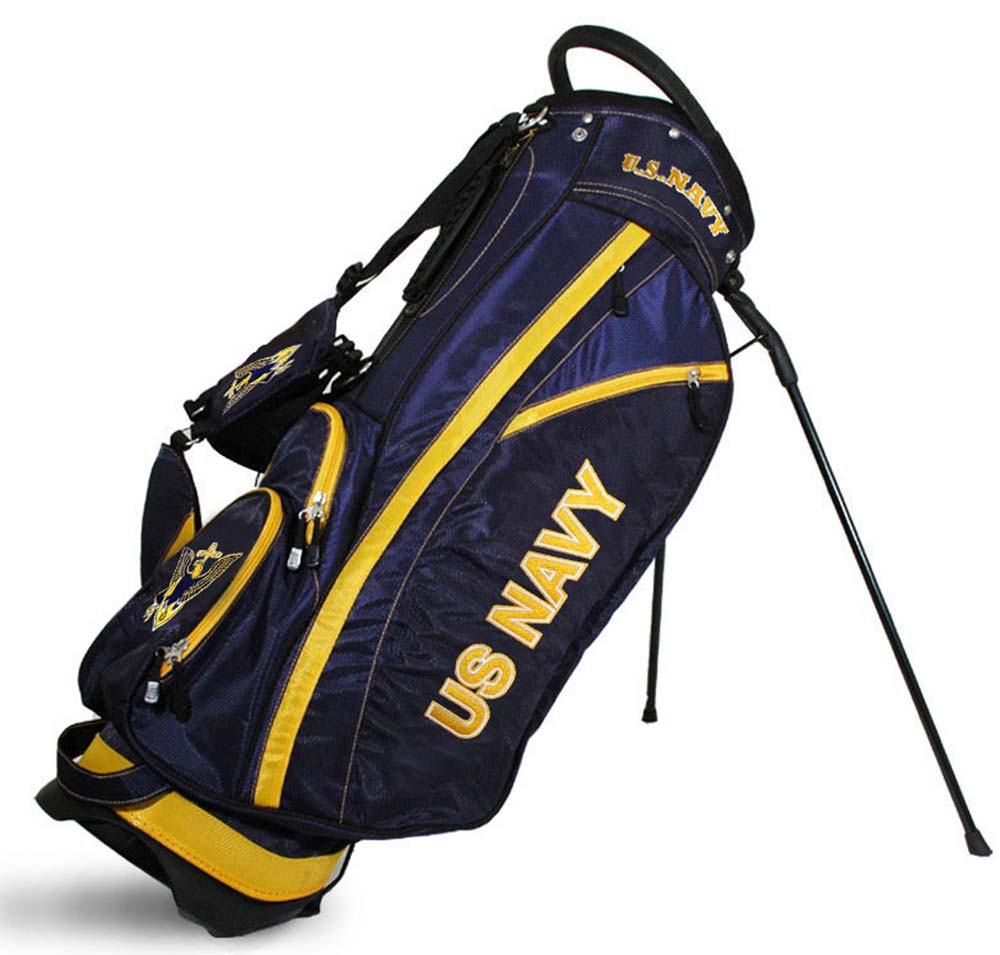 Team Golf Military Us Navy Fairway Golf Stand Bag