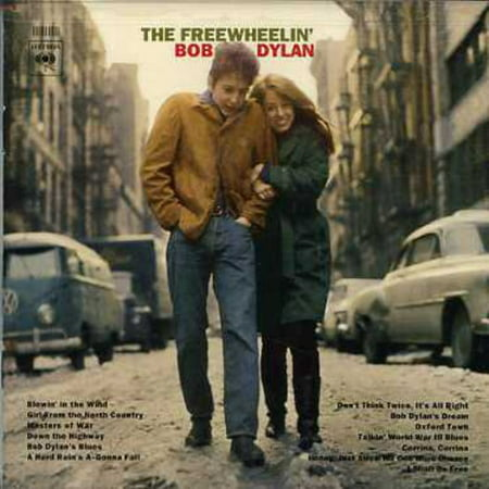 Freewheelin Bob Dylan (CD) - Bob Dylan Halloween Songs