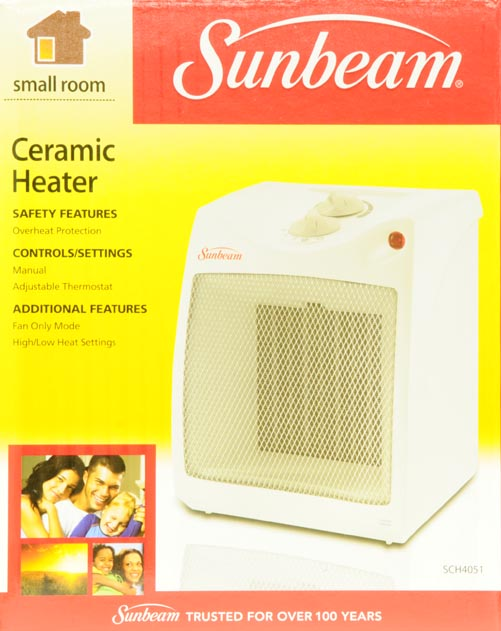 Sunbeam Ceramic Heater Best Ceramic In 2018