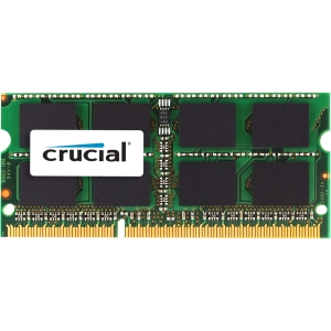 """Crucial 8GB DDR3L-1333 SODIMM Memory for Mac - CT8G3S1339M"""