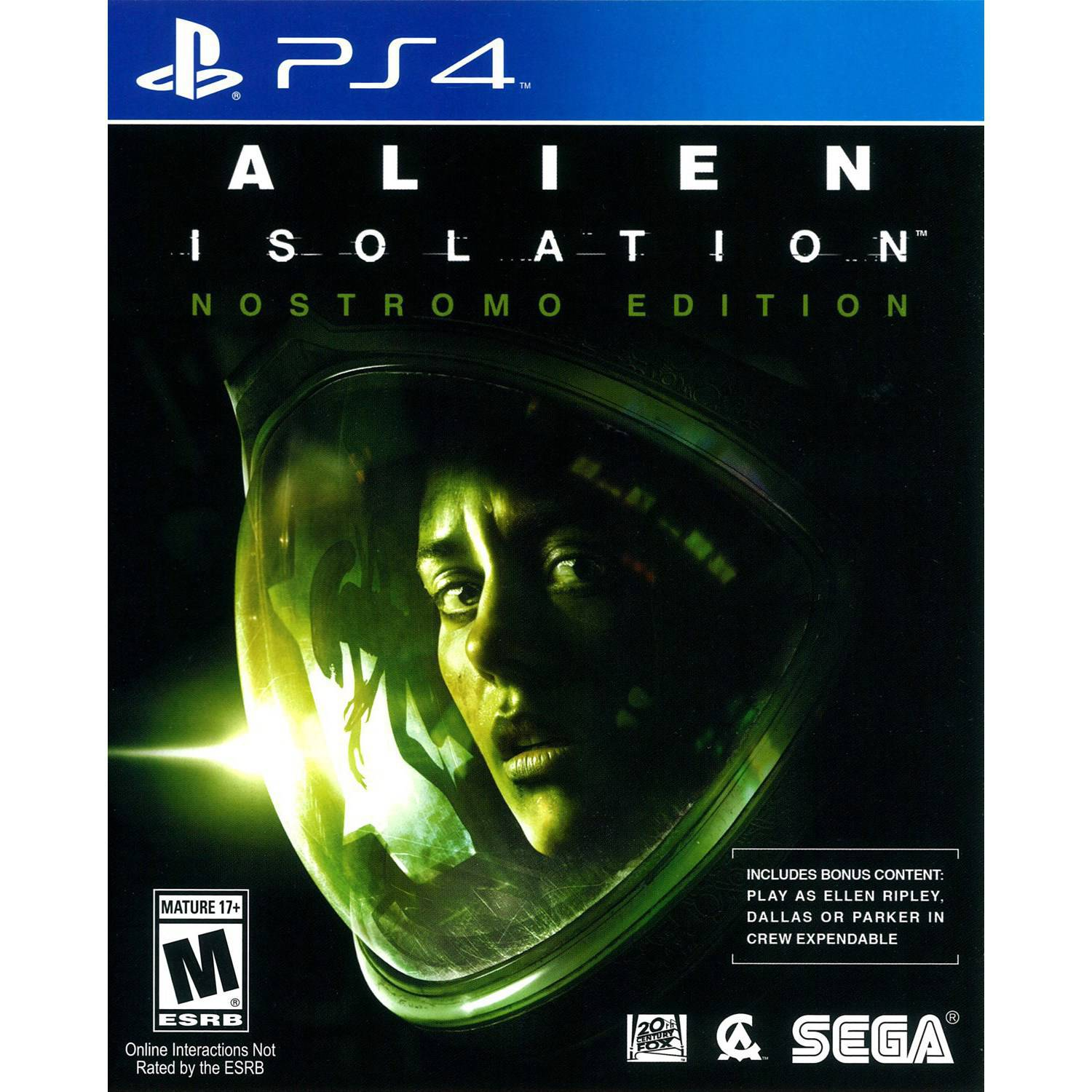 Alien: Isolation (PS4) - Pre-Owned