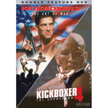 Kickboxer 3 & 4 (DVD)