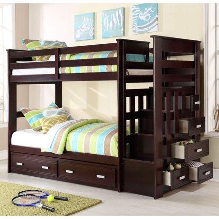 Allentown Bunk Bed Walmart
