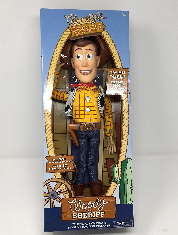 "Disney Toy Story 16"" Talking Woody Doll by Disney"