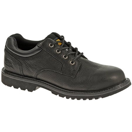 Caterpillar Men's Electric Casual Black Oxfords 11.5 M Caterpillar Athletic Oxfords