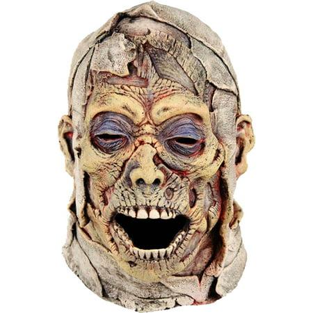 Mummy Full Mask Halloween Costume Accessory (Specter Studios)