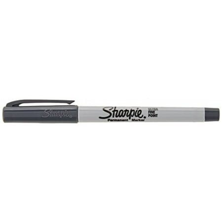 Sharpie SharpieUltra Fine Pt Perm Marker, Slate Grey, Sold Individually (1769172)](Gray Sharpie)