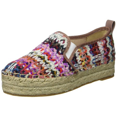 Sam Edelman Womens Carrin Leather Closed Toe Espadrille Flats (Edelman Petty)