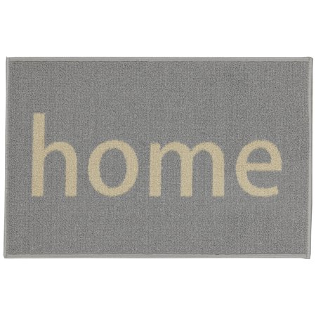 Ottomanson Doormat Collection Home Indoor Doormat (Machine-Washable/Non-Slip) ()